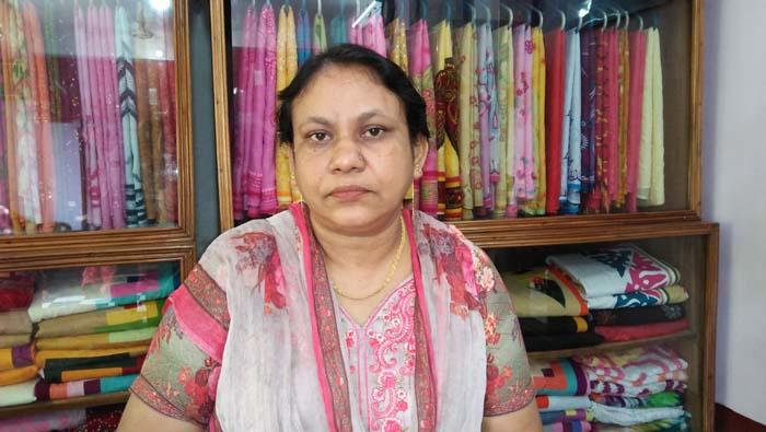নারী উদ্যোক্তা দেলোয়ারা বেগমের সফলতার গল্প