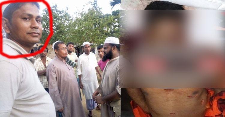 বালুখালী ক্যাম্পে রোহিঙ্গা নেতাকে গলা কেটে হত্যা