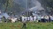 কিউবায় ১১০ আরোহী নিয়ে উড়োজাহাজ বিধ্বস্ত, নিহত শতাধিক