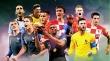 রাশিয়া বিশ্বকাপের সেরা একাদশ