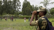 সীমান্তে 'অবৈধ বাংলাদেশি' ঠেকাবে উলফা: অনুপ চেটিয়া