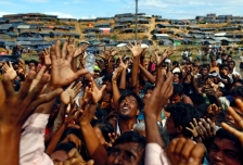 112 Rohingyas lost lives in 17 days