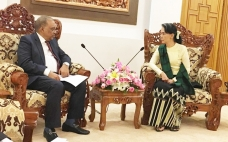 Myanmar starts work to repatriate Rohingyas: Suu Kyi