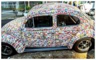 ব্রাজিল মাতাচ্ছে 'বিশ্বকাপ গাড়ি'