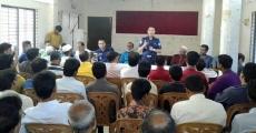 হবিগঞ্জে সাংবাদিক নির্যাতনের ঘটনায় দুই এসআই প্রত্যাহার