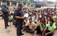 অবৈধ অভিবাসন: মালয়েশিয়ায় ৭০ বাংলাদেশি আটক