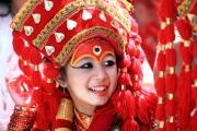 নেপালের জীবন্ত দেবীরা
