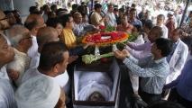 প্রেসক্লাবে গোলাম সারওয়ারের মরদেহ